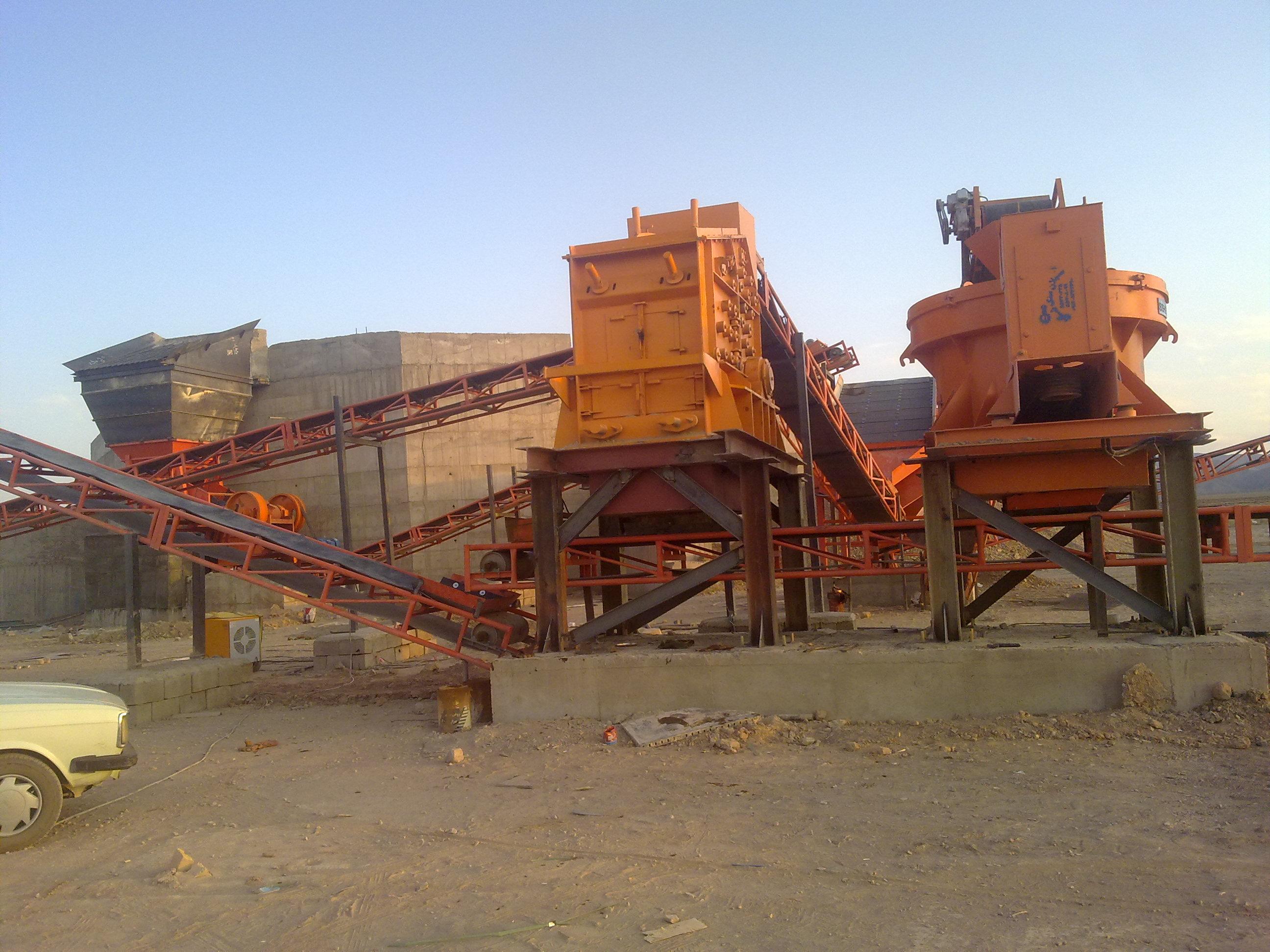 کارگاه سنگ شکن شهرداری گرگان به مزایده گذاشته شد/اجاره15ساله سنگ شکن گرگان